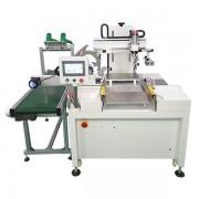 橡胶垫丝印机pvc胶片网印机薄膜开关丝网印刷机