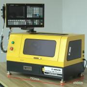 小型(桌面型)数控车床CK140