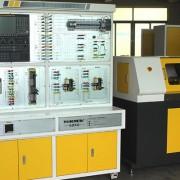 机电理实一体数控车床维修实训系统