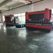 160吨4米折弯机  扭轴数控折弯机 深圳数控折弯机 开槽机