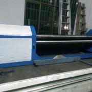 8X2000半自动卷板机  实心轴卷圆机