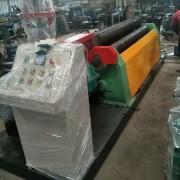 W11-12X2500三辊卷板机   液压卷板机