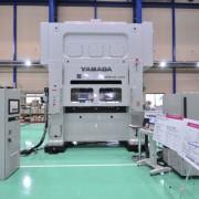 日本YAMADA DOBBY高速冲床 马达铁芯15~330T