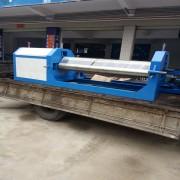 广西三辊卷板机   8X2000不锈钢卷板机 卷圆机