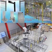 立宏智能安全 Troax图瓦斯围栏国内代理围栏面板以及立柱